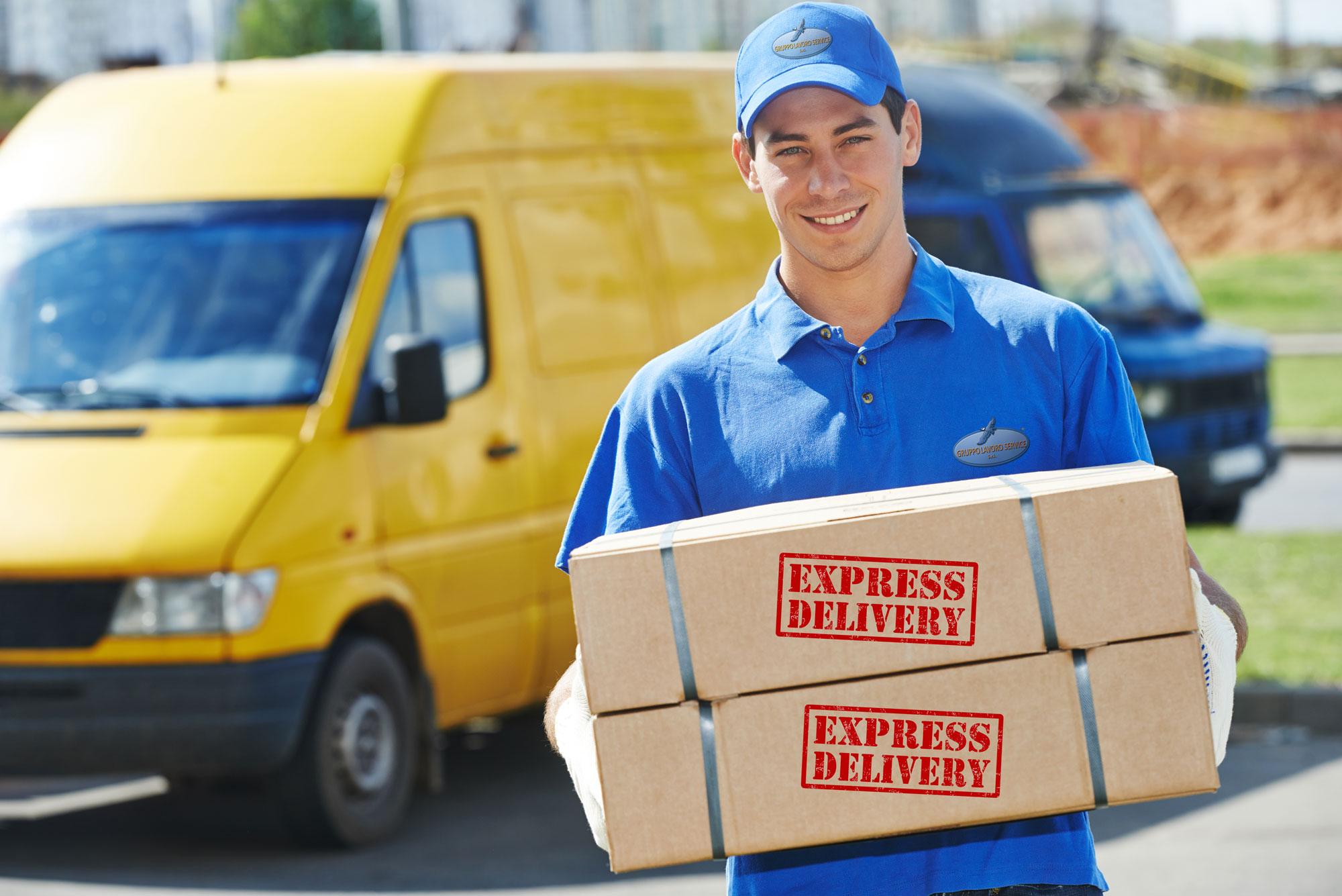 Gruppo Lavoro Service - Consegne express Bari