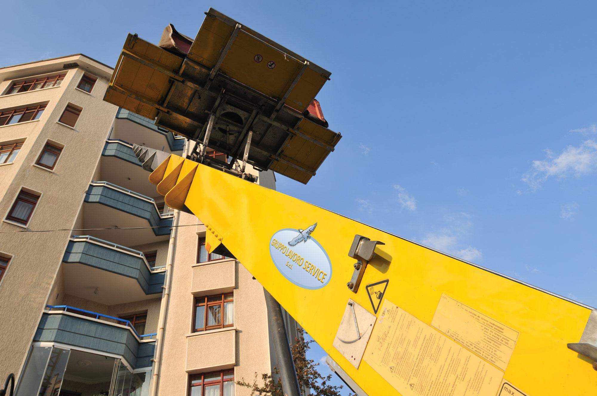Gruppo Lavoro Service - Trasloco ufficio Bari